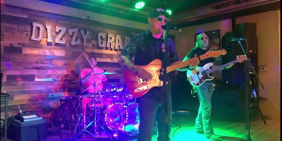 Atlas Myers Band @ Whiskey Beach Bar & Grill