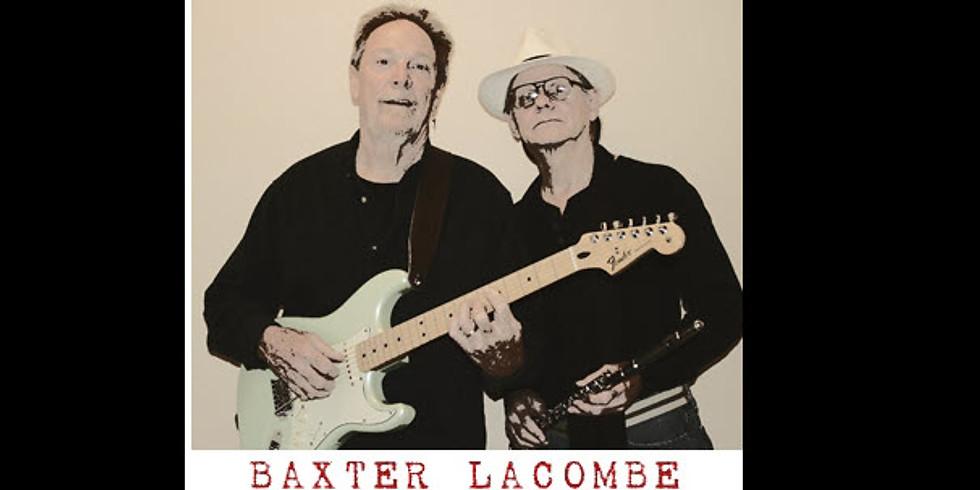Baxter & LaCombe @ Patio's Tiki Bar & Grill