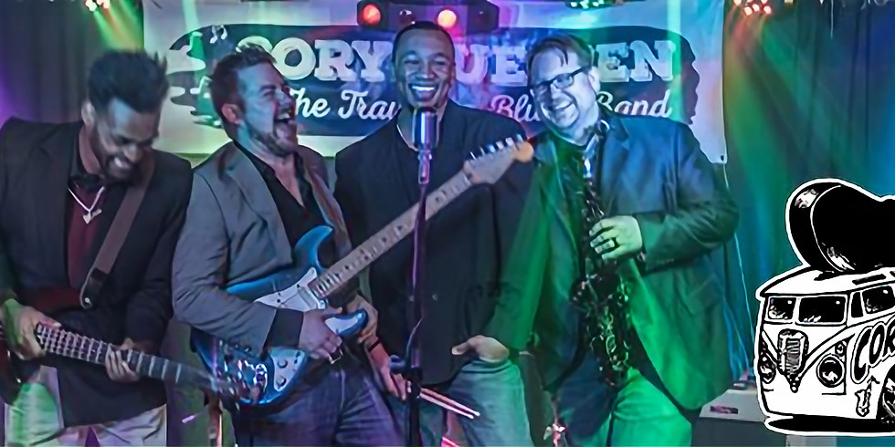 Cory Luetjen Blues Duo @ Flynn's Irish Tavern