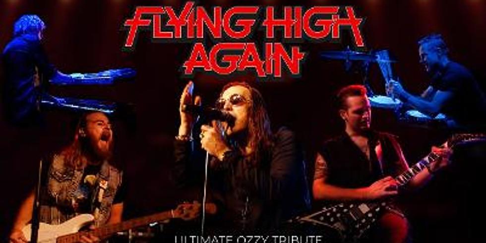 Flying High Again @ Suck Bang Blow