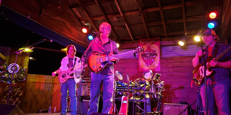 Rich Johnson Band @ Island Bar & Grill Surfside