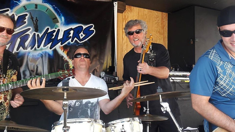 Time Travelers Band @ Ocean Annie's Beach Bar