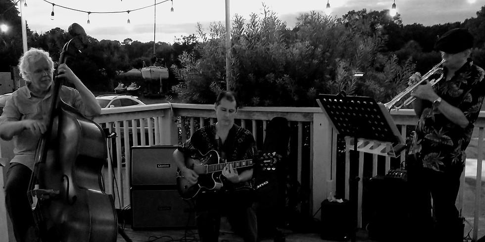 Dave Nelms Trio @ Amelia's Backstreet Grille