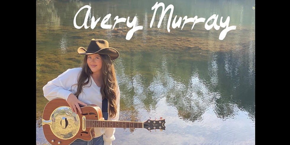 Avery Murray @ Coppers Restaurant
