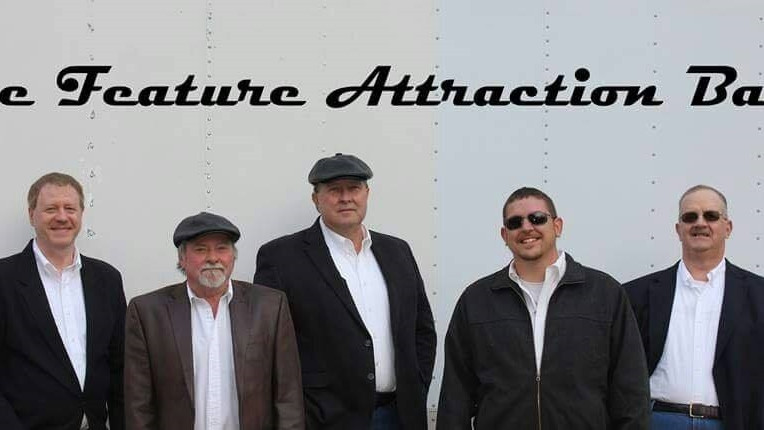 Feature Attraction Band @ Fat Harold's Beach Club