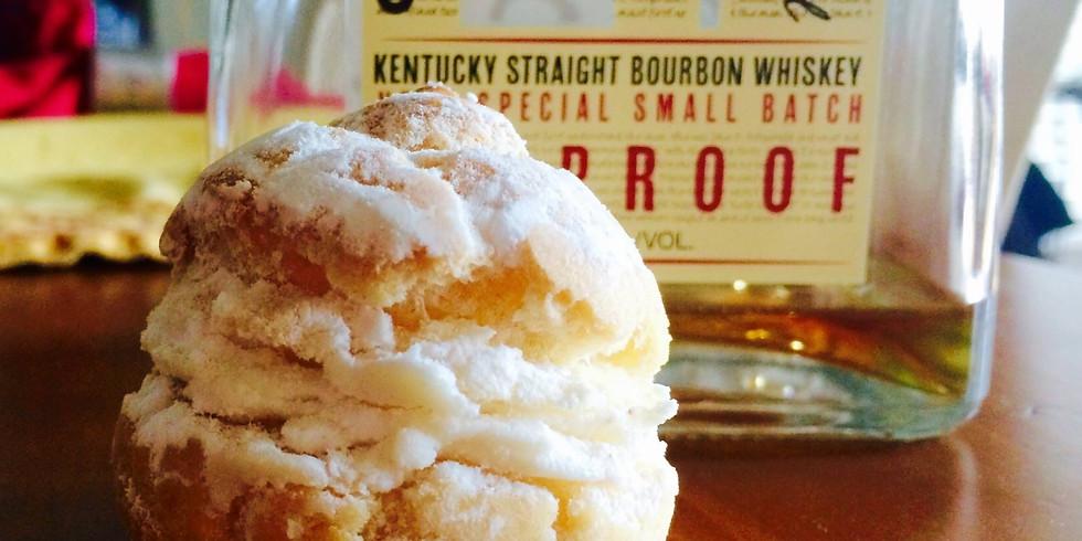 Creampuffs & Bourbon @ Wild Wing Cafe