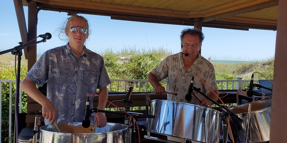 Tropical Jammers @ Mojo's Marina Bar & Grille