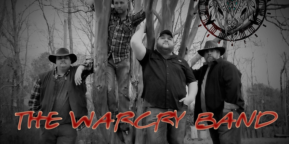 The Warcry Band @ Garden City Pier Cafe