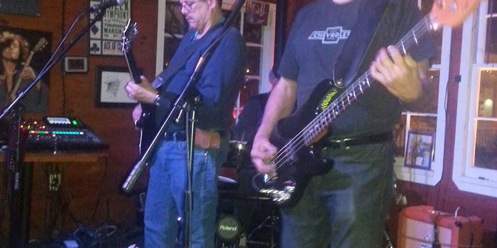 Kevin Sanson Band @ Patio's Tiki Bar & Grill