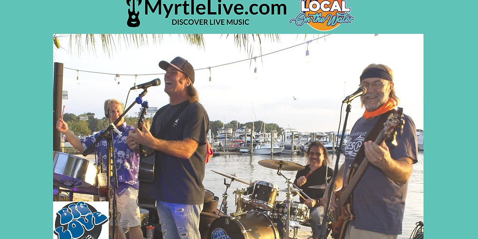 Chris Sacks Band Parrothead Party @ Local on the Water