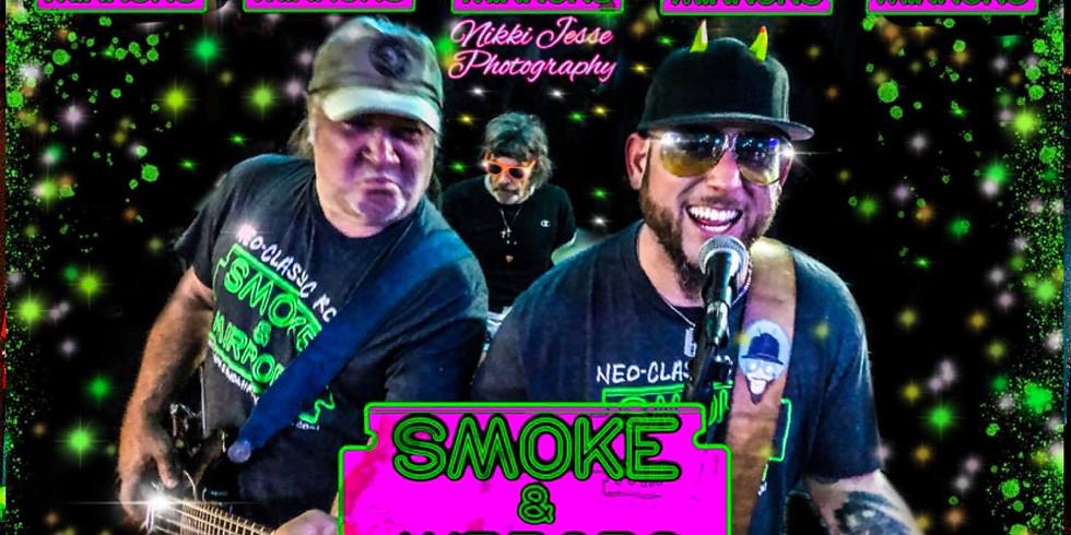 Smoke & Mirrors @ Island Bar & Grill Surfside