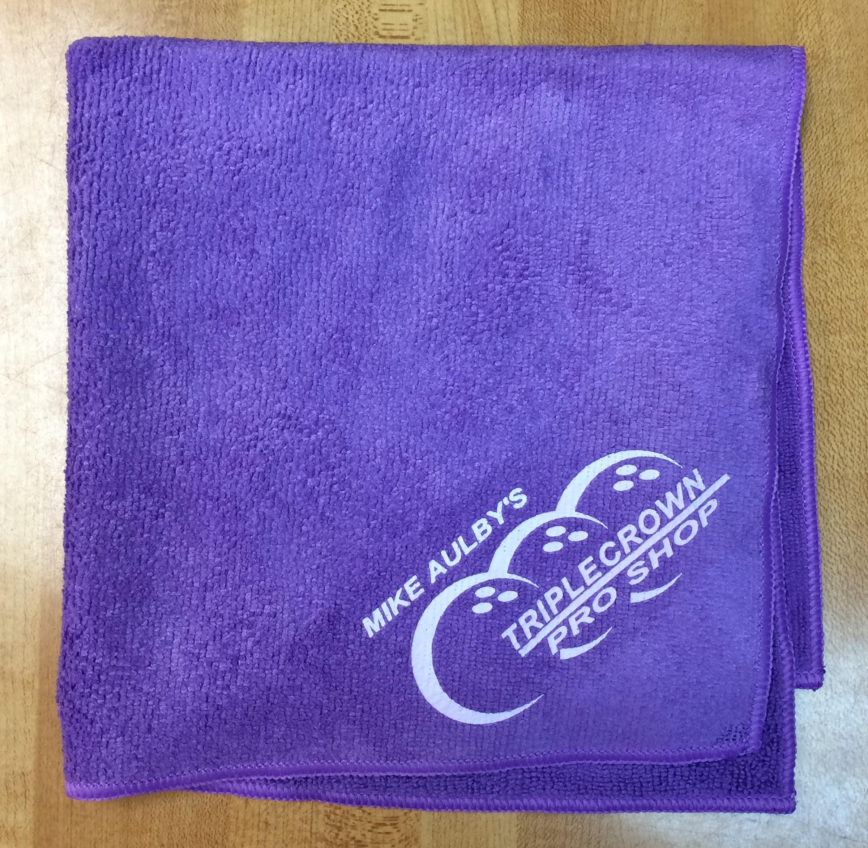 Purple Triple Crown Microfiber