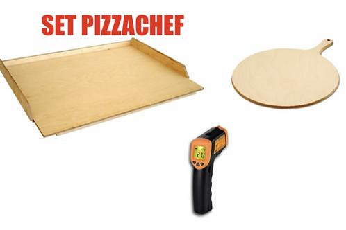 Set Pizza Chef 3pz