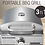 Thumbnail: Totò Multichef 3 in1* Fornello Gas/BBQ/Forno pizza
