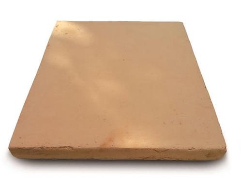 MOD. CAPRI/ROSSO 60: PLATEA COMPLETA IN BISCOTTO DI CASAPULLA
