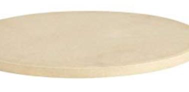 Refractory plate 31cm diameter
