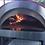 Thumbnail: Forno a legna tradizionale Mod. AMALFI 76 SOLO COLORE NERO