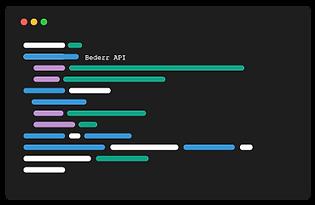 Bederr API - Panel de código de la aplicación