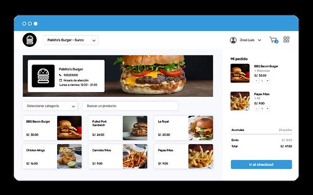 Bederr Merchants - Tienda online y menú digital gratis