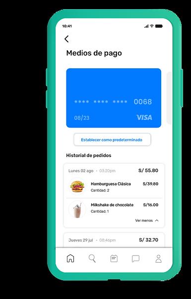 Bederr Marketplace - Pasarela de pagos digitales