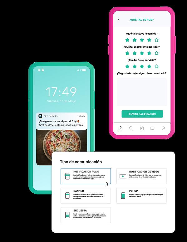 Bederr Marketplace - Marketing Campaigns (Notificacion Push, Encuestas y Dashboard).png