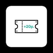 Iconos de herramientas - Cupones