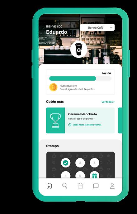 Bederr Pro - App móvil de Pagos, Pedidos Online y Programa de Fidelización a medida