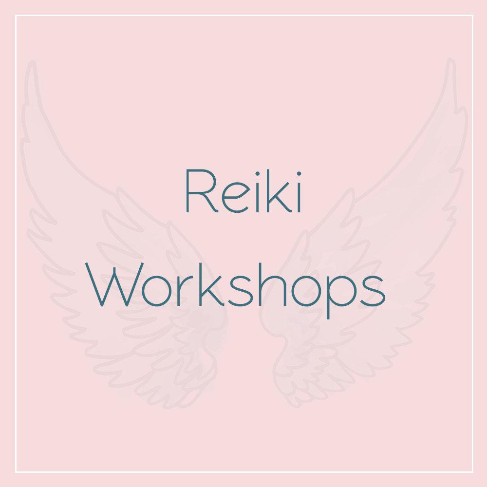 Become a Reiki Practitioner - Reiki 1