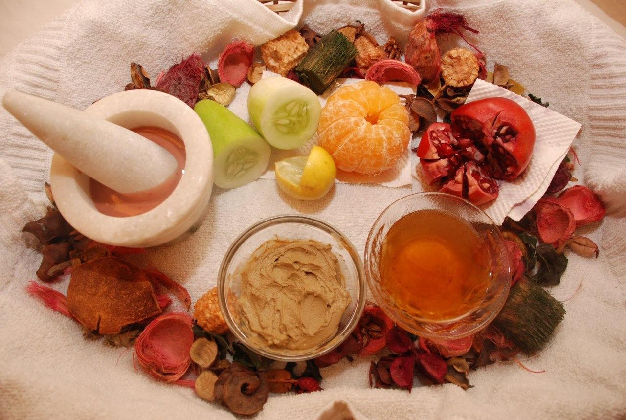 Home Remedies & Facials