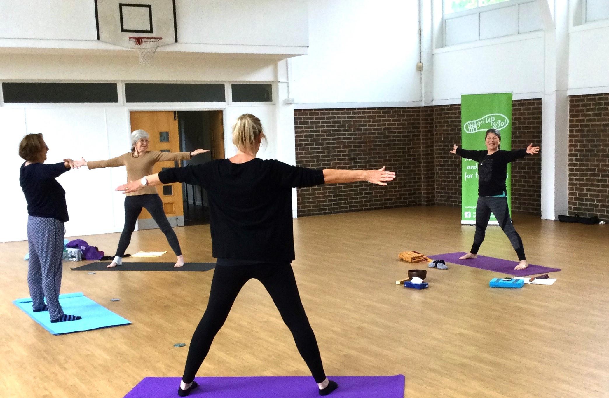 Yoga Leigh Park