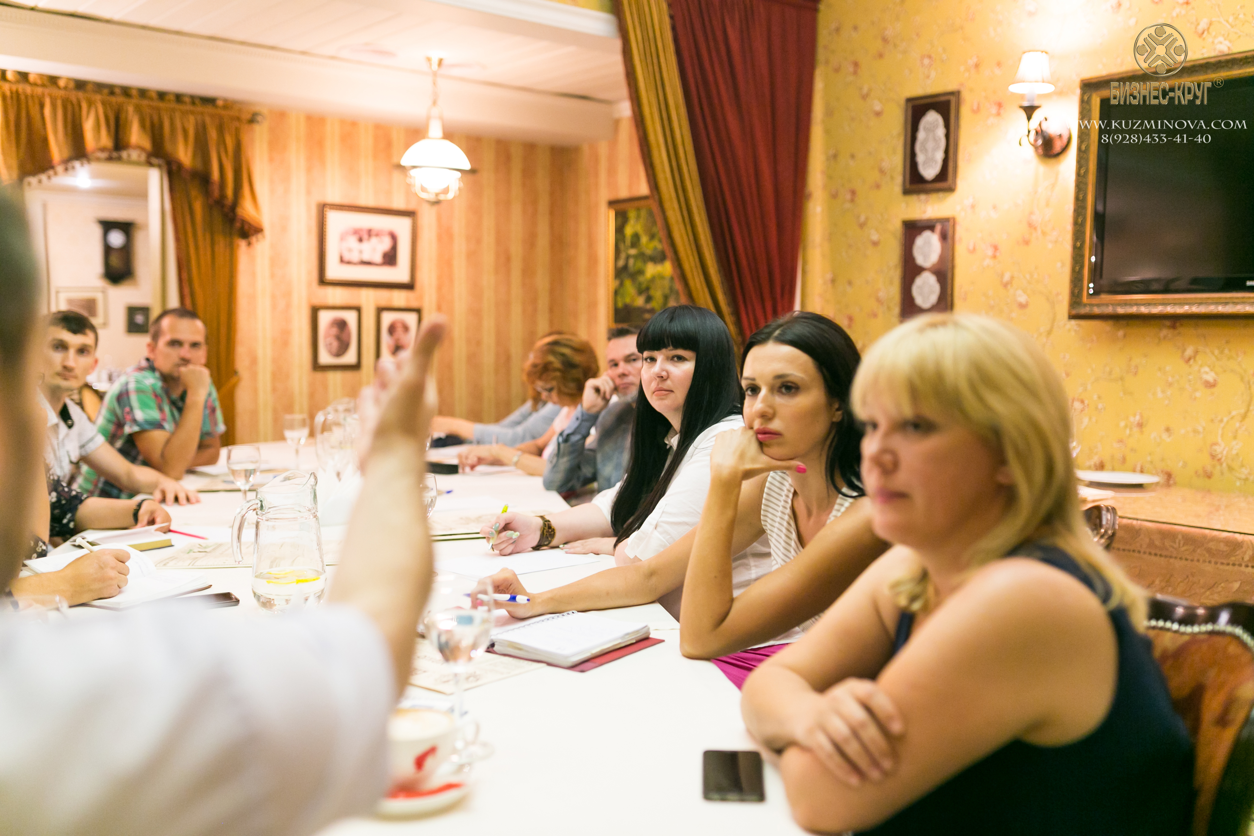 МК Бориса Аветисяна в Бизнес-кругу (9)