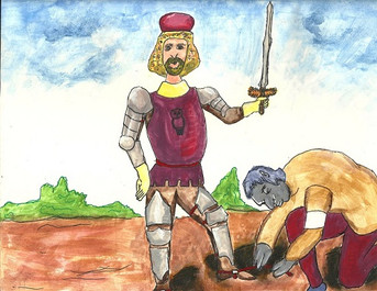 Lucan & Holg - By our friend Dan, from the Little Realms Podcast.