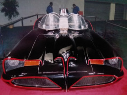The original Batmobile.