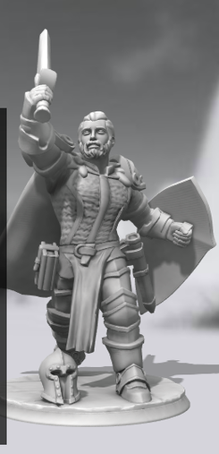 Lucan Hero Forge concept.