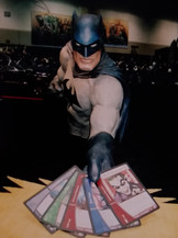 Batman wants you to play cards!