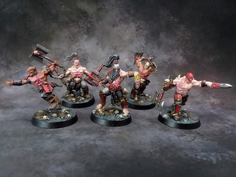 Brian's Blood Reavers