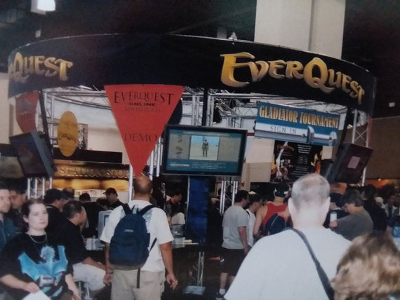 We have some fond memories of Everquest.  There is a documentary on Youtube about the death of the Everquest franchise.  It is a great watch.