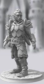 Xian Hero Forge concept.
