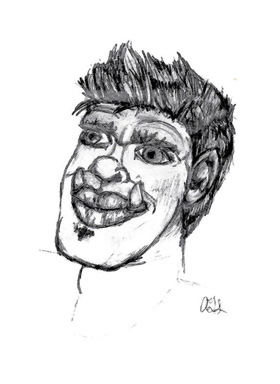 Holg Sketch by Ang!