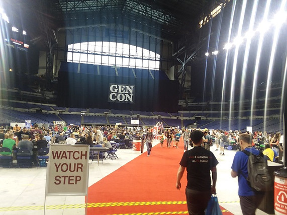 Lucas Oil being taken over by gamers.  Gotta love it.