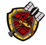 The Mountain Kingdom shield