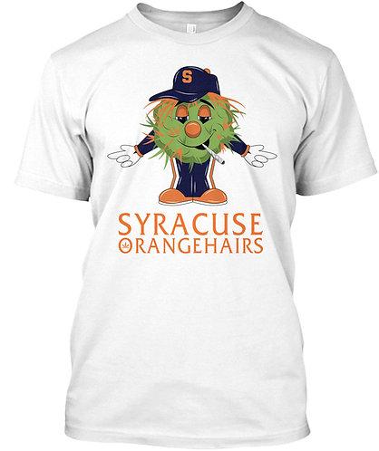Syracuse OrangeHairs - Buddy Tee / joints