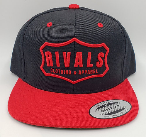 Rivals Brand - Embroidered Snapback