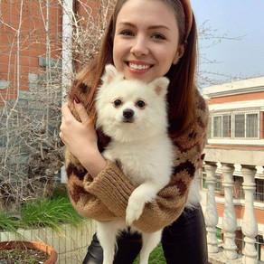 Не предала. Украинка отказалась покидать Ухань без собаки