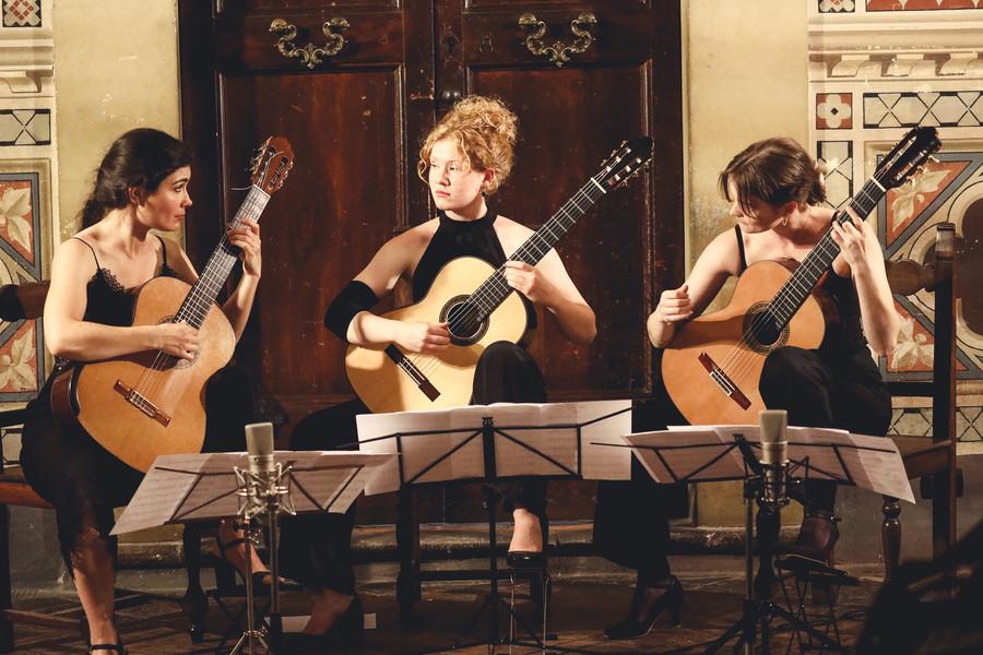 Concert in Volterra