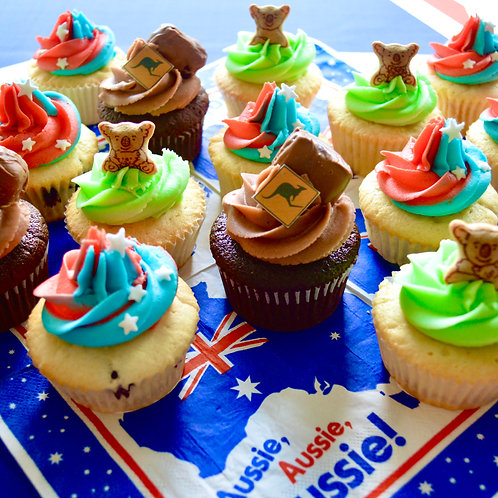 Save Australia Special Edition Cupcake Box