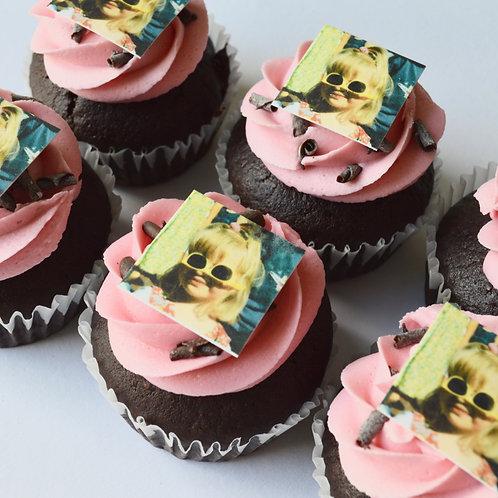 Cupcakes mit Deinem Foto