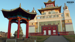 Templo Dorado de Elistá