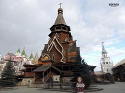 Església al Mercat d'Izmailovo