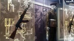 Fusil en el museo Kalashnikov